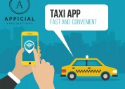 On demand taxi app solution