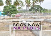 Na plots for sale in uruli kanchan pune