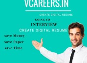Vcareers - your free online resume builder | creat
