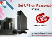 Best online ups manufactures in delhi
