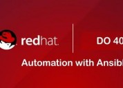 Redhat authorised ansible training in bangalore
