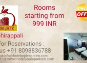 One star hotels in trichy
