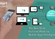 Cross platform apps development services usa