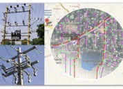 Gis : electrical asset mapping, consumer indexing
