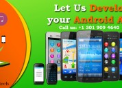 Android app development services usa - smart coders
