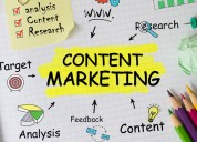 Content marketing services india | content agency