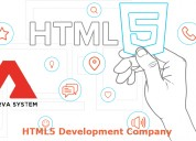 Best html5 development services provider company