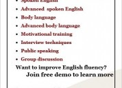Spoken english classes in bhubaneswar