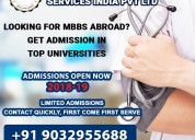 Overseas educational solution