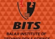 Best and top engineering colleges in telangana | bits warangal