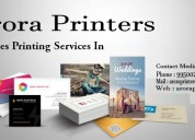 Arora printers is certainly one of the most repute
