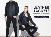 Your key to success best leather jackets for men