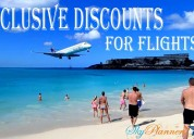 Domestic flight booking
