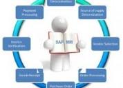 Sap s4 hana simple logistics training in bangalore
