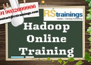 Best big data hadoop online training in delhi.