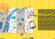 Outstation cab service in delhi - wagon cab