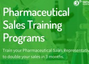 Pharmaceutical sales training programs at yms +91-9099799898