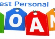 Get personal loan hassle free easily and quickly