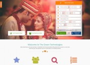 Php matrimonial script - the green technologies -