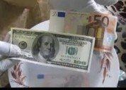 Ssd solution chemicals for cleaning black money an