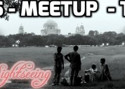 Let's meetup tours
