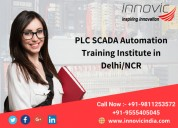 Placement oriented plc training in delhi noida