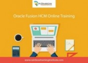 Oracle fusion hcm online training |oracle fusion
