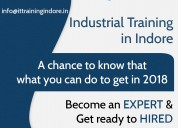 job oriented industrial training in indore