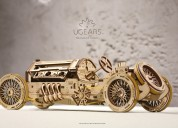 Ugears 3d mechanical puzzle | educational games |
