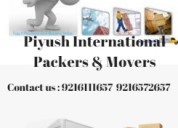 Best packers and movers services in chandigarh