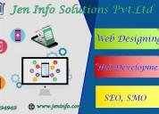 Best web designing and web development company