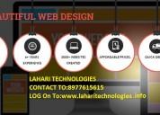 Website design - facebook likes