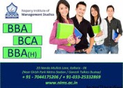 Best bba and bca college in kolkata