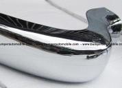 Mercedes w190 sl bumper (1955-1963) stainless stee