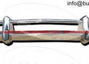 Volkswagen karmann ghia us bumper (1955-1966)