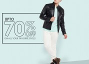 A globally well-known brand for leather jackets fo