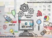 Website designing company in meerut