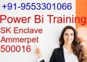 Power bi training in ameerpet