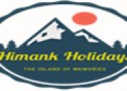 Himank holidays - shimla manali package