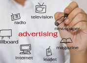 Advertising services in delhi - agency purple melo