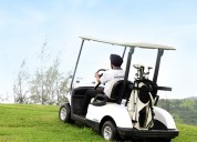 Electric golf buggies in india
