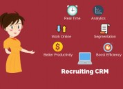 Recruiting crm software for your recruitment needs