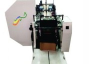 Grocery cover making machine | nagamachines