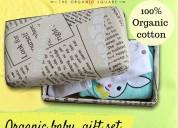 Organic baby gift sets, baby gift set, gift for b