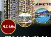 Ready to move  2,3 bhk flats for sale in waked pun