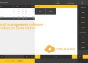 Advantage of a retail software for retailers