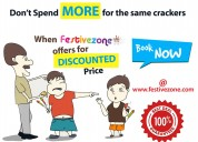 Festivezone – one stop shop for buying crackers on
