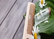 Buy best neem wood comb online, neem wood comb, wo