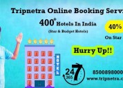 Tripnetra online booking services for you