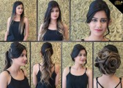 Find the professional hairstylist in jaipur